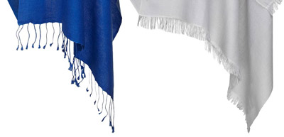 Pashmina UK Tassels and Short Fringed